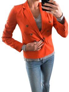 Blu Pepper orange Blazer
