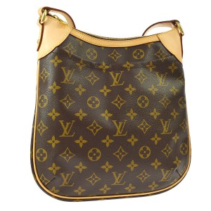 Louis Vuitton Odeon Like New Lv Canvas Cross Body Bag
