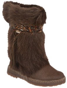 Bearpaw Kola 2 Winter Shearling Brown Boots
