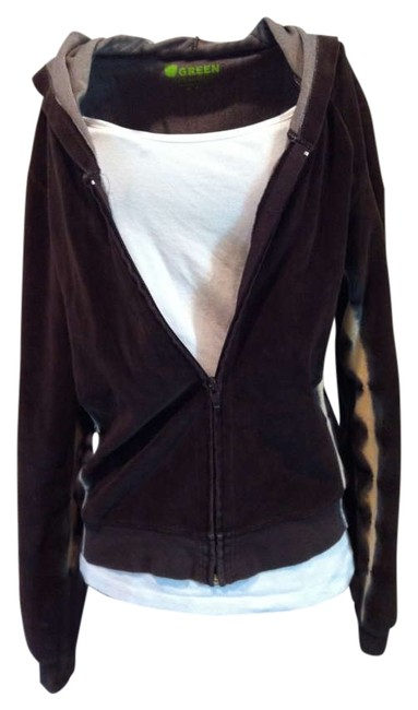 Preload https://item4.tradesy.com/images/brown-and-tan-activewear-size-8-m-268268-0-0.jpg?width=400&height=650