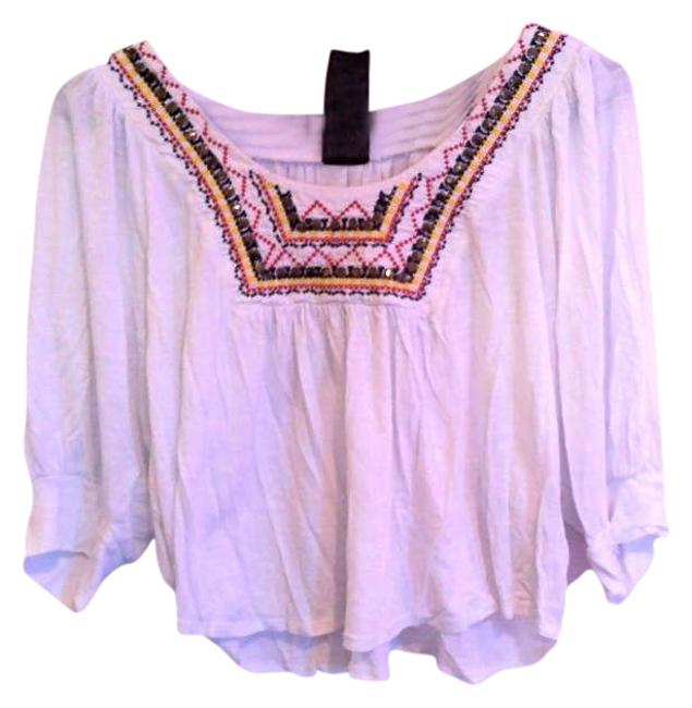 Preload https://item5.tradesy.com/images/nordstrom-white-vintage-blouse-size-6-s-268269-0-0.jpg?width=400&height=650