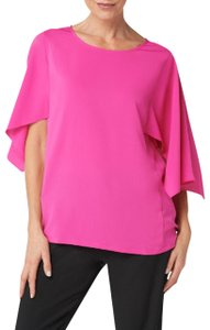 Dennis Basso Cape Sleeves Tunic
