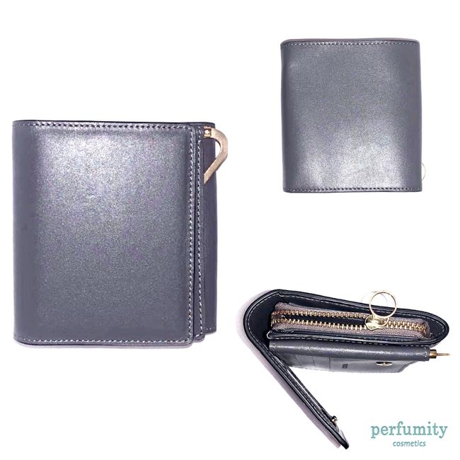 Item - Blue Gray Spencer Saturday Leather New Wallet