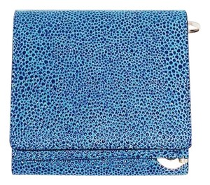 Kate Spade Kate Spade Saturday Spencer Bifold Wallet Blue NEW AUTHENTIC
