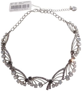 Betsey Johnson Betsey Johnson New Black & White Necklace