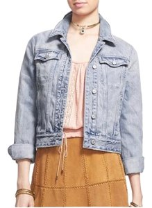 Free People free people denim jacket