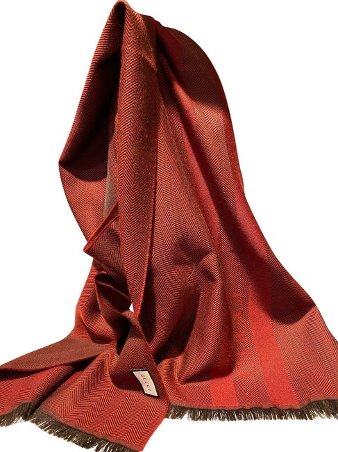 Item - Red Cree Scarf/Wrap