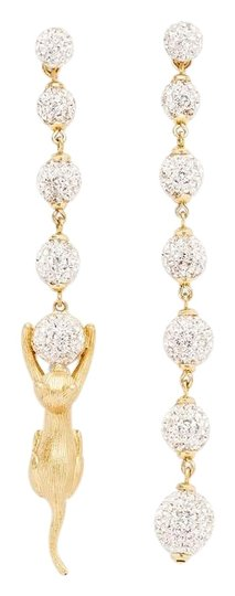 Preload https://img-static.tradesy.com/item/26830841/kate-spade-12k-gold-and-crystals-new-with-tags-house-cat-earrings-0-2-540-540.jpg