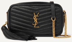 Saint Laurent Ysl Uptown Cross Body Bag