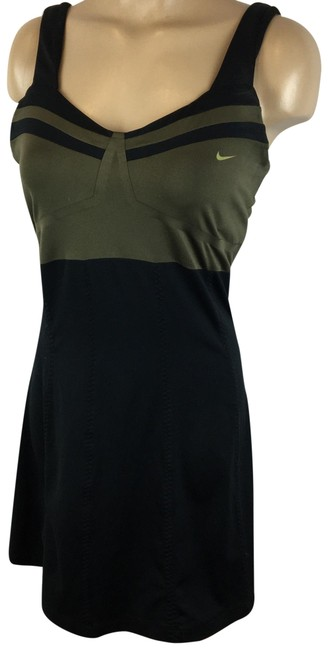 Item - Black & Green Maria Sharapova Activewear Sportswear Size 8 (M)