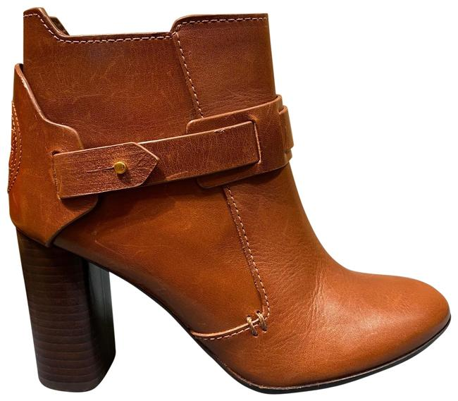 Item - Brown Colton 85mm Boots/Booties Size US 6.5 Regular (M, B)