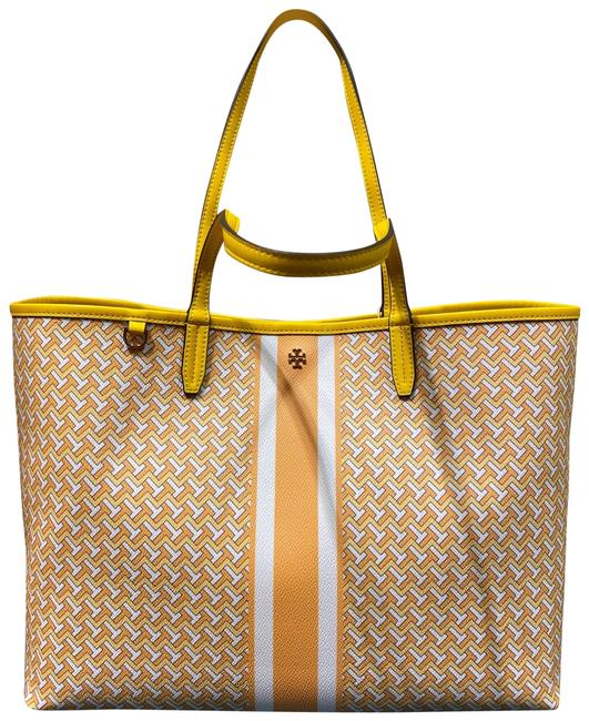 Item - T Tile Link Yellow Tote