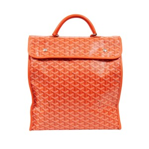 Goyard Orange Travel Bag