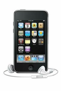 Apple Used Apple iPod touch 3rd Generation 32 GB Black Good Working Conditio
