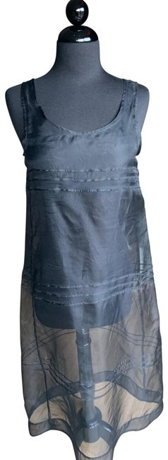 Item - Black Gamine Long Night Out Dress Size 0 (XS)