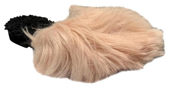 Item - Black Pink Aspen Faux Fur Slippers Flats Size EU 35 (Approx. US 5) Regular (M, B)
