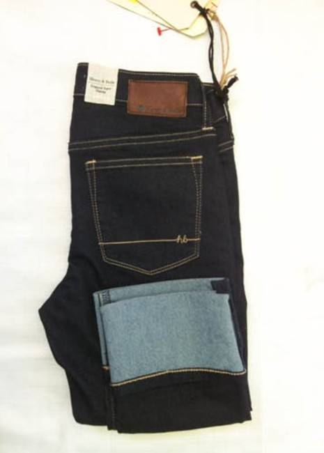 Henry & Belle Ultra Clean Capri/Cropped Denim