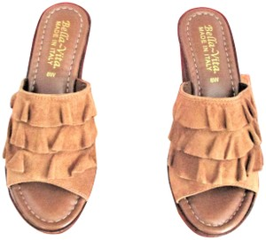 Bella Vita Next Day Shipping Tobacco Wedges