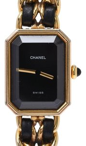 Chanel Chanel Premiere Quartz Gold Plated Women's Watch H0001