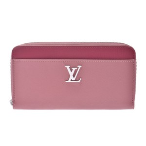 Louis Vuitton Louis Vuitton Women's Leather Long Wallet (bi-fold)