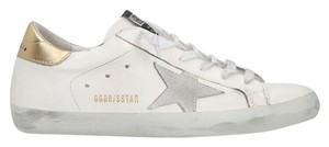 Golden Goose Deluxe Brand Ggdb Converse White & Gold Athletic