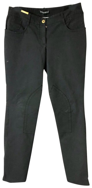 Item - Black Made In Italy Stretch 42 Pants Size 8 (M, 29, 30)