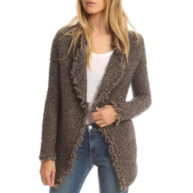 Item - Brown Campbell Cardigan Size 8 (M)