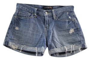 Levi's Denim Shorts-Distressed