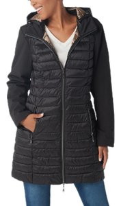 Nuage Nuage Quilted Jacket with Removable Hood, Medium