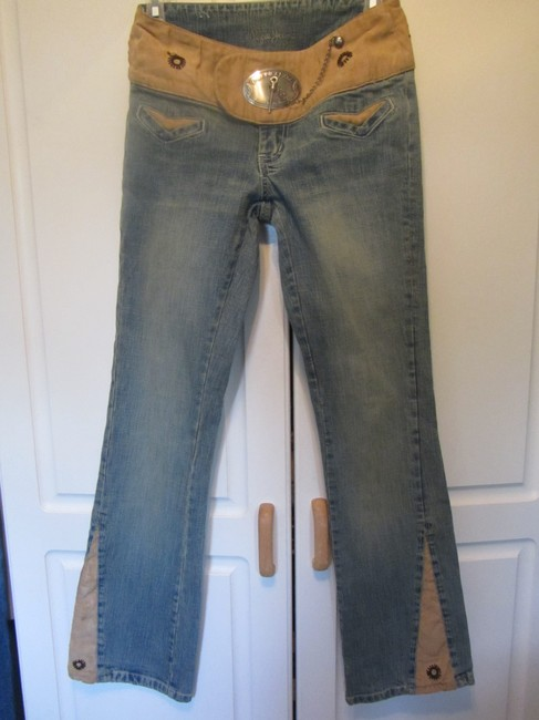 Pepe Jeans Boot Cut Jeans-Light Wash