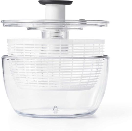Clear Good Grips Salad Spinner Large Kitchen Electronics Image 2