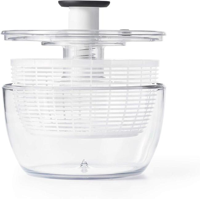 Clear Good Grips Salad Spinner Large Kitchen Electronics Clear Good Grips Salad Spinner Large Kitchen Electronics Image 3
