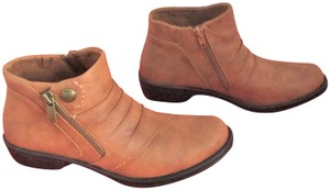 Easy Street Next Day Shipping Tan Boots
