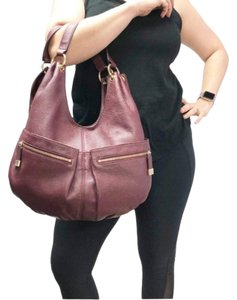 Purple Michael Kors Hobo Bags 70% Off or More at Tradesy