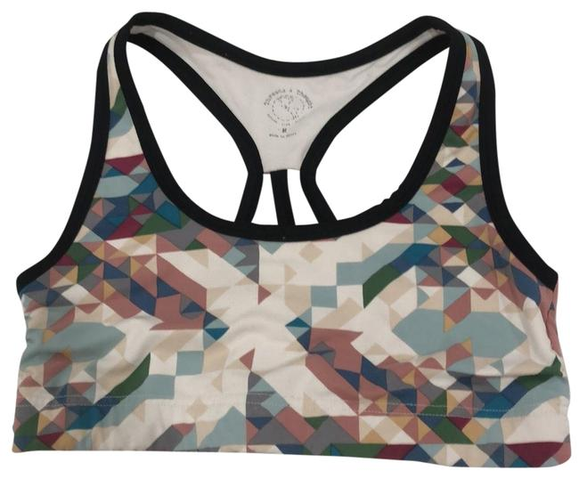Item - Multicolor Supportive Activewear Sports Bra Size 8 (M)