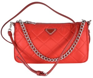 Prada Wallet Handbag Evening Cross Body Bag