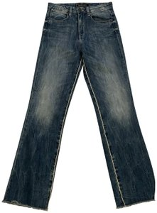Brockenbow Highrise Capri/Cropped Denim-Distressed