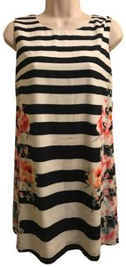 Etam short dress multicolor on Tradesy