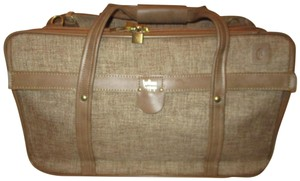 Hartmann Vintage Tweed Oneam005 Vegan brown Travel Bag