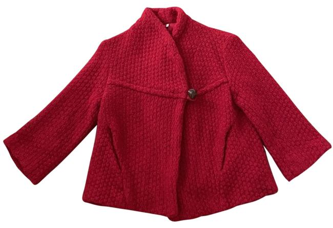 Item - Red 66670 Poncho/Cape Size 2 (XS)