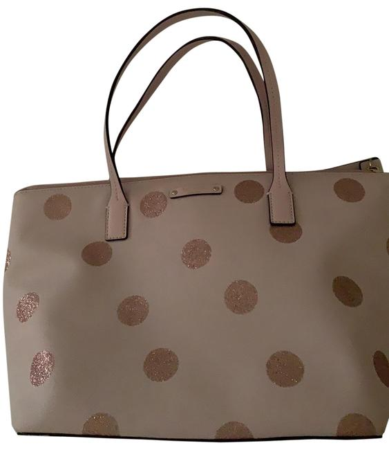 Item - Baby Pink Canvas Tote