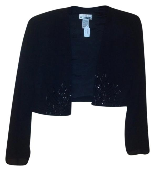 After Dark Black Blazer