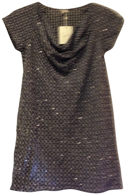 Preload https://item5.tradesy.com/images/joie-navy-blue-beaded-and-gray-mini-night-out-dress-size-4-s-26854-0-0.jpg?width=400&height=650