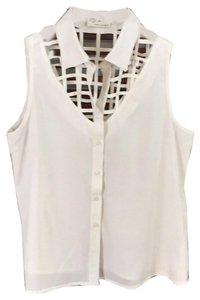 RD Style Top Creamy white
