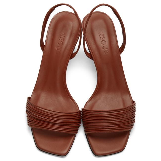 Neous Brown Rossi Sandals Size EU 40 (Approx. US 10) Regular (M, B) Neous Brown Rossi Sandals Size EU 40 (Approx. US 10) Regular (M, B) Image 1