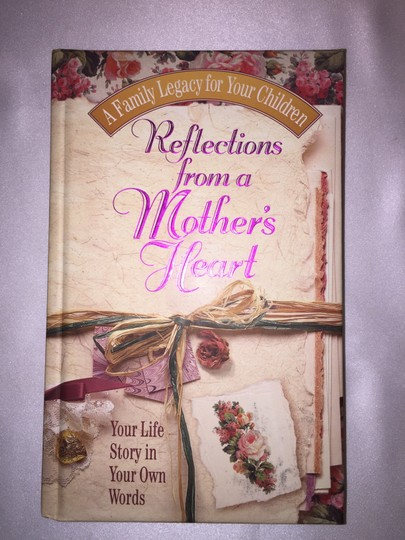 """Jack Countryman Reflections From A Mothers Heart; Personal Autobiography Journal """"Your Life Story In Your Own Words"""" [ MissSundayBest Closet ]"""