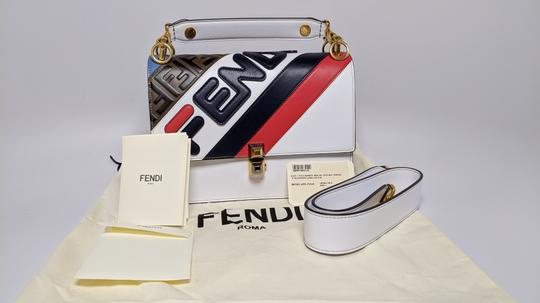 Fendi Fila Mania Kan Shoulder Bag Image 2