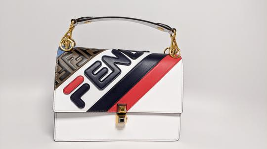 Fendi Fila Mania Kan Shoulder Bag Image 3