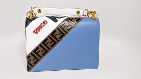 Fendi Fila Mania Kan Shoulder Bag Image 4