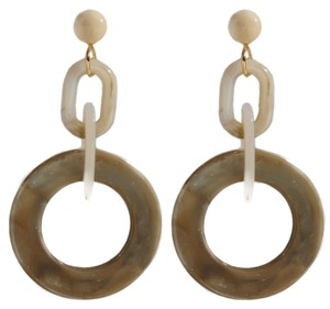 Alisha D. Italian Statement Dangle Earrings